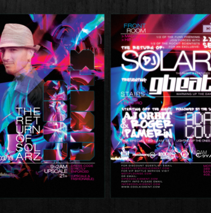 The Return of Solarz